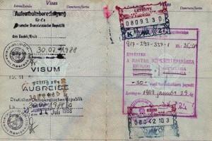 Geldigheid van het e-visum
